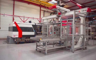 Un espace dédié pour améliorer la production