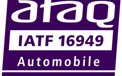Obtainment of IATF 16949 Certification